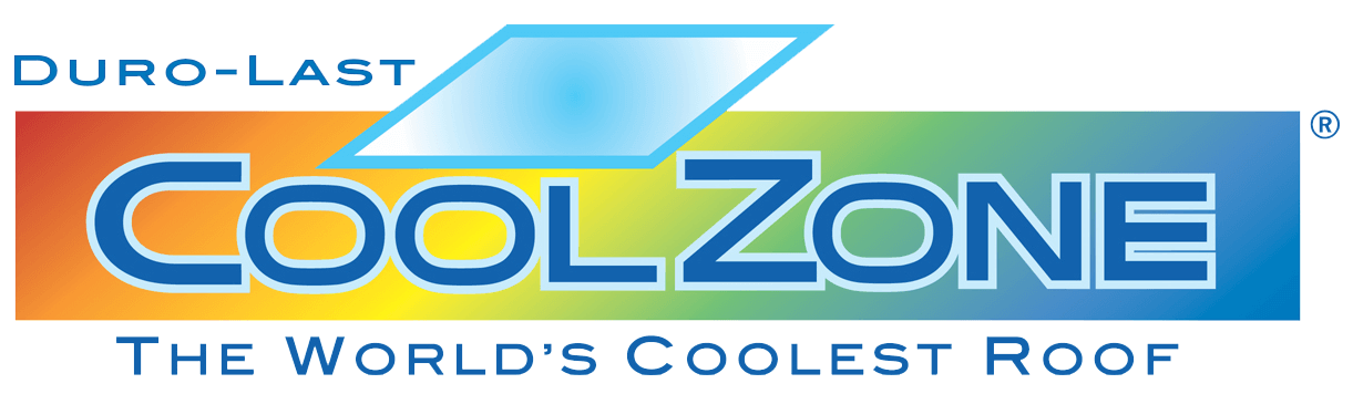 Duro-Last CoolZone The Worlds Coolest Roof logo banner