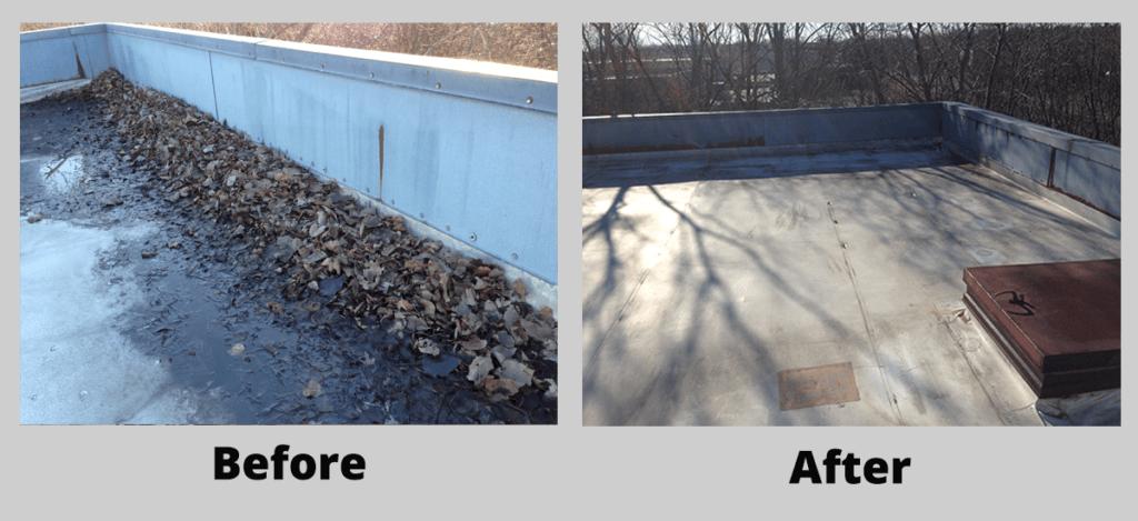 Maintenance Roof Management Co