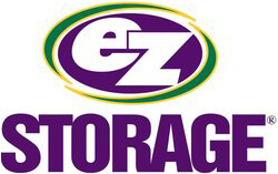 EZ Storage logo for ROOF Management CO website